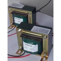 Transformador Entrada 110/220v Saída 28-0-28v 5a