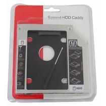 Case Caddy Gaveta Suporte Hd Notebook Gravador De Dvd 12.7mm