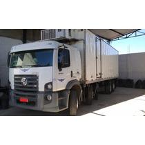 Vw 24.250 8x2 Bitruck (2º Eixo Direcional) R$ 135.000,00