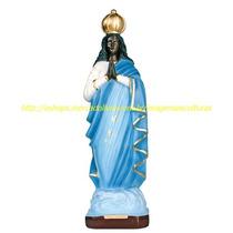 Escultura Santa Sara De Kali Cigana Imagem 30cm Estatua Ml