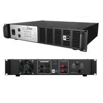 Amplificador Potencia 4ohm 1600w 8ohm 960w Rms Machine A6000