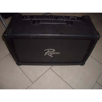 Remato Ampli Roque Stereo Chorus 40 Speakers 2x8 Pulg