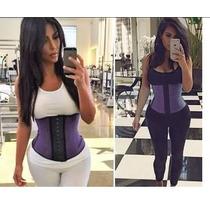 Cinta Modeladora Corselet Feminina Redutora Kim Kardashian