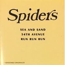 Cd The Spiders Run Run Sea And Sand