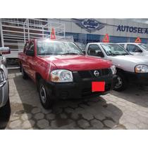Nissan Doble Cabina 4p L4 2.4 5 Vel. A/a Radio
