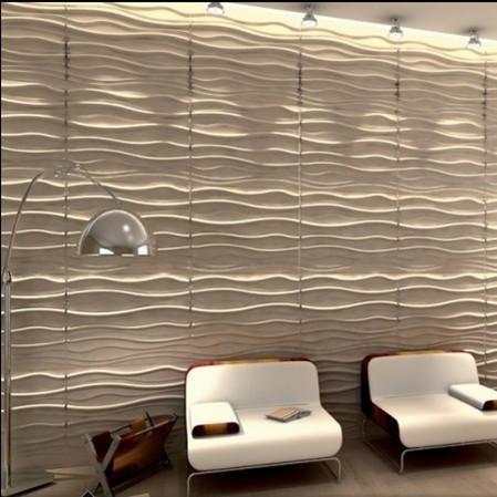 Revestimiento para paredes 3d modelo desert bs for Revestimiento de paredes exteriores baratos