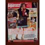 Revista Paparazzi 557 13/7/12 Barrientos Caniggia Gimenez