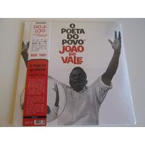 Lp João Do Vale - O Poeta Do Povo (lacrado)