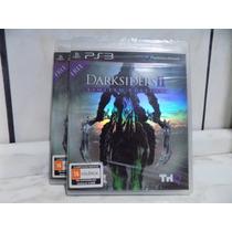 Darksiders 2 Limited Edition - Ps3 - Novo Lacrado Original