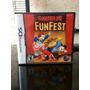 Garfields Fun Fest Nintendo Ds