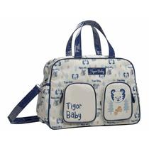 Bolsa Maternidade Grande Tigor T.tigre Outono