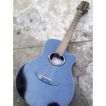 Guitarra Electroacustica Yakinowa C Microfono Envio Canjes!