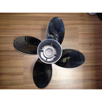 Hélice Vensura Motor Mercury Ref.48-825902-21 Passo 21 Inox