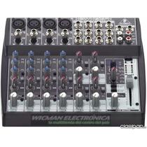 Consola De Sonido Behringer Xenyx 1202