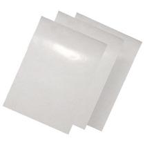 Adesivo Vinil Branco Impressora Jato De Tinta A4 - 30 Folhas