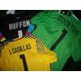 Camiseta España Arquero #1 Casillas