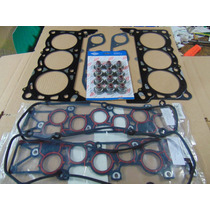 Jogo Juntas Cabeçote Ford F250 4.2 V6 Gasolina C/retentores
