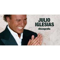 Julio Iglesias Discografia Completa + Raridades 1969 - 2016