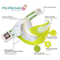 5 Pañales Ecologicos My Little Baby Unitalla