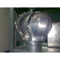 Zingueria Extractor Eolico 6 15 Cm Alum A Ruleman
