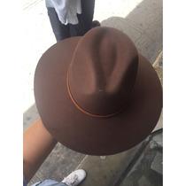 Sombrero Indiana Jones Cafe Y Beige