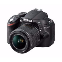 Camera Nikon D3200 + Lente Nikkor 18-55 Vr Ii Nfe A7519