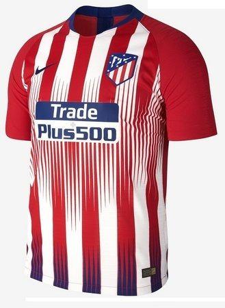 374f772cdf1ba Camisa Atlético Madrid - Uniforme 1 - 18 19 Original - R  134