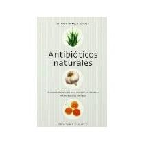 Libro Antibioticos Naturales *cj