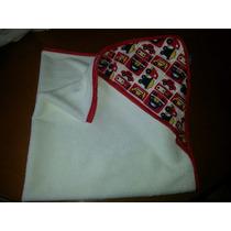 Paños (toallas)con Capucha Infantil .medidas 84×84