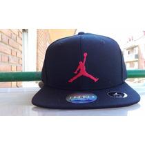 Gorra Jordan Jumpman Hats Black/red Tallas 7 / 7