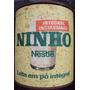 Lata Antiga Leite Em Pó Ninho 400 G - Nestle - Vazia - Bm