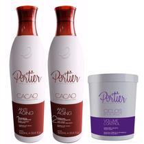 Portie Cacao Progressiva Thermo Smoothing+btox Ciclos Violet