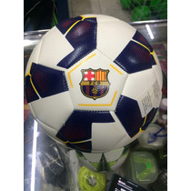 Balon Nike 100% Original Barcelona España Num 5 Color Blanco