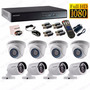 Kit 8 Camaras De Seguridad Hikvision Turbo Full Hd 1080p<br><strong class='ch-price reputation-tooltip-price'>S/. 1.539<sup>00</sup></strong>