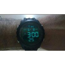 Relógio Potenzia Masculino Digital Cronômetro Prova D