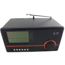 Caixa De Som Mobile Speaker Al-101 Com Entrada Usb Sd A5218