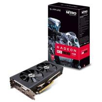 Oferta Placa Vga Sapphire Radeon Rx 480 4gb Nitro+