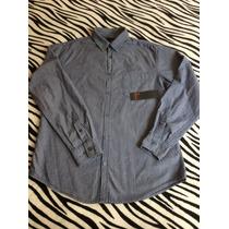 Camisa Tony Hawk Mezclilla (talla L) Element Volcom Hurley