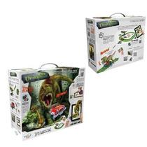 Pista Dino Mundi Furia T-rex 120 Pecas 79223