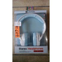 Audífonos Stereo Headphones Cnl-hp03s Canyon