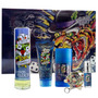 Set Ed Hardy Love & Luck 5 Pzs 100 Ml Edt Spray + 7.5 Ml Edt
