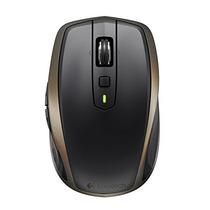 Mouse Logitech Mx Anywhere 2 Inalambrico Movil Vidrio -negro