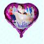 Globo Metalizado Disney Violeta De 18 Pulgadas