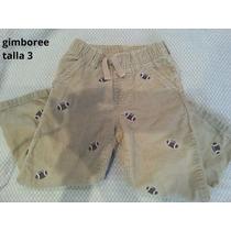 Pantalones Para Niños Usados Gimboree Zara Varias Tallas