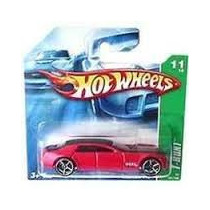 Carrinho Hot Wheels T-hunt Normal - Mod Cadillac V16