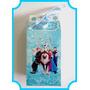 Caixa Milk + Cone Pirâmide - Kit Festa Frozen Personalizado