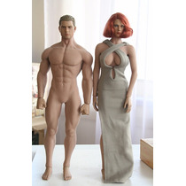 Phicen Super Flexible Male Body Hombre Pl2015-m30 N0 Hot Toy