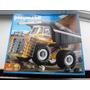 Playmobil 4037 Mega Camion Volquete Construccion Nuevo