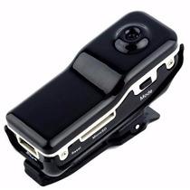Mini Micro Câmera Espião Dv Gravador Vídeo Áudio Digital