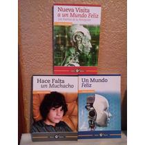 Libros Paquete De 3 Un Mundo Feliz, Hace Falta Un Muchacho